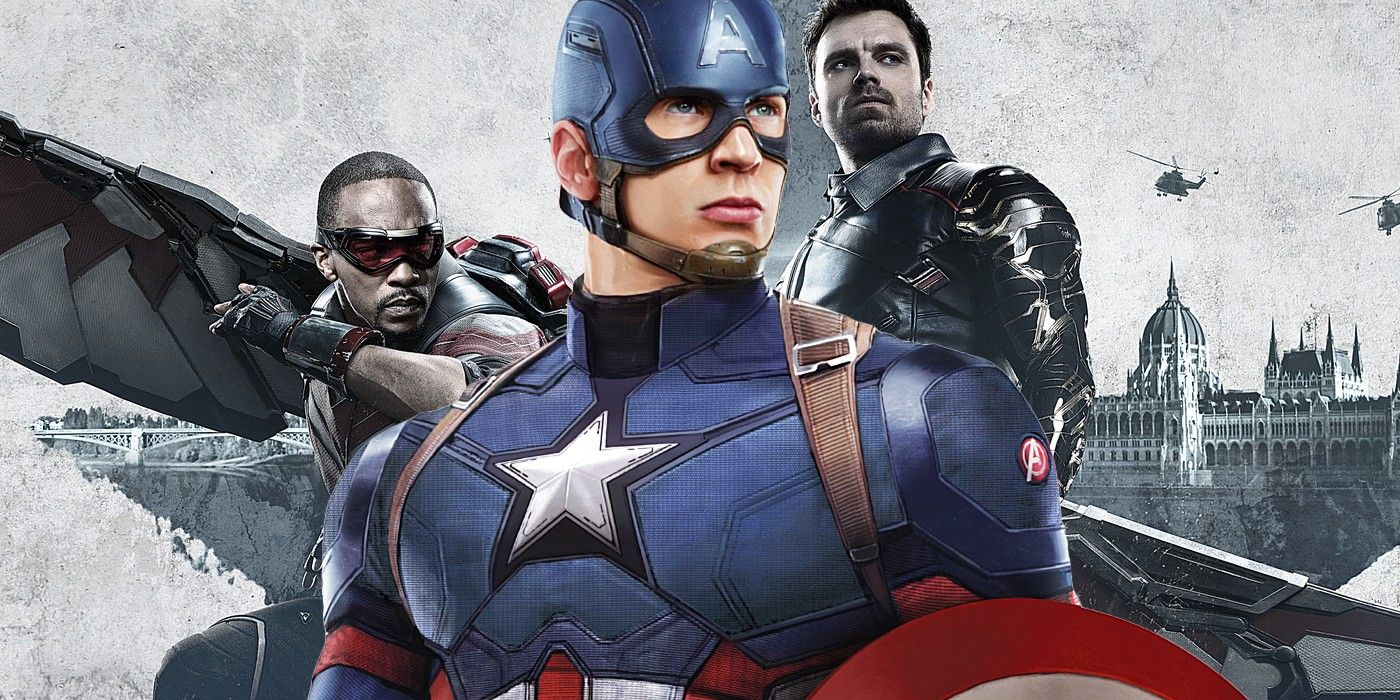 Falcon and Winter Soldier Solves an Endgame Mystery About Steve's Plan
