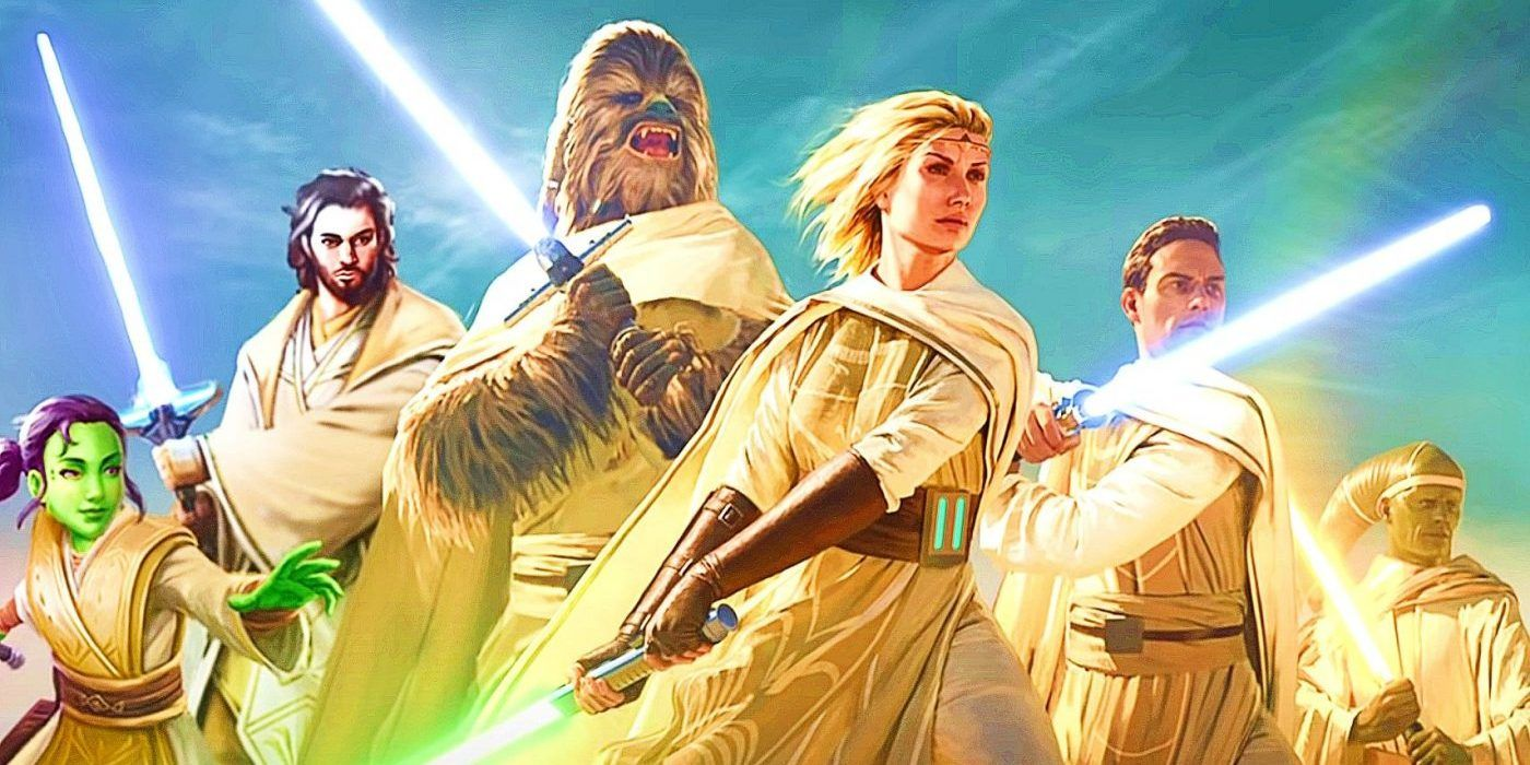 Star Wars: The High Republic's Infographics Deliver Evolving Storytelling