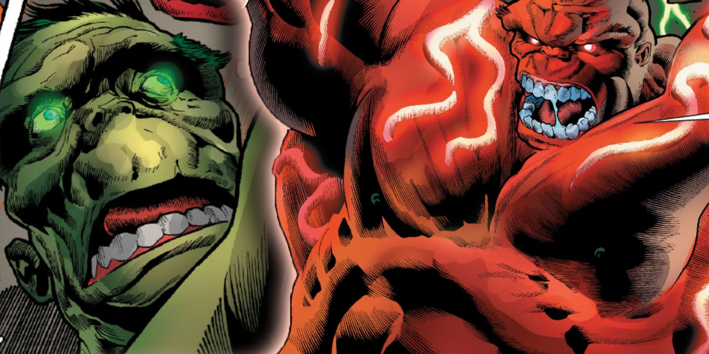Marvel's NEW Hulk Merges the Powers of Green, Grey and Red | CBR