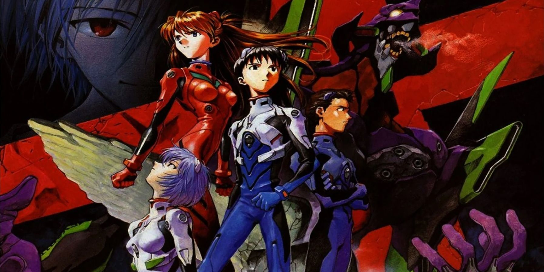 Evangelion Creator Says the Franchise Is 'Robot Anime' | CBR