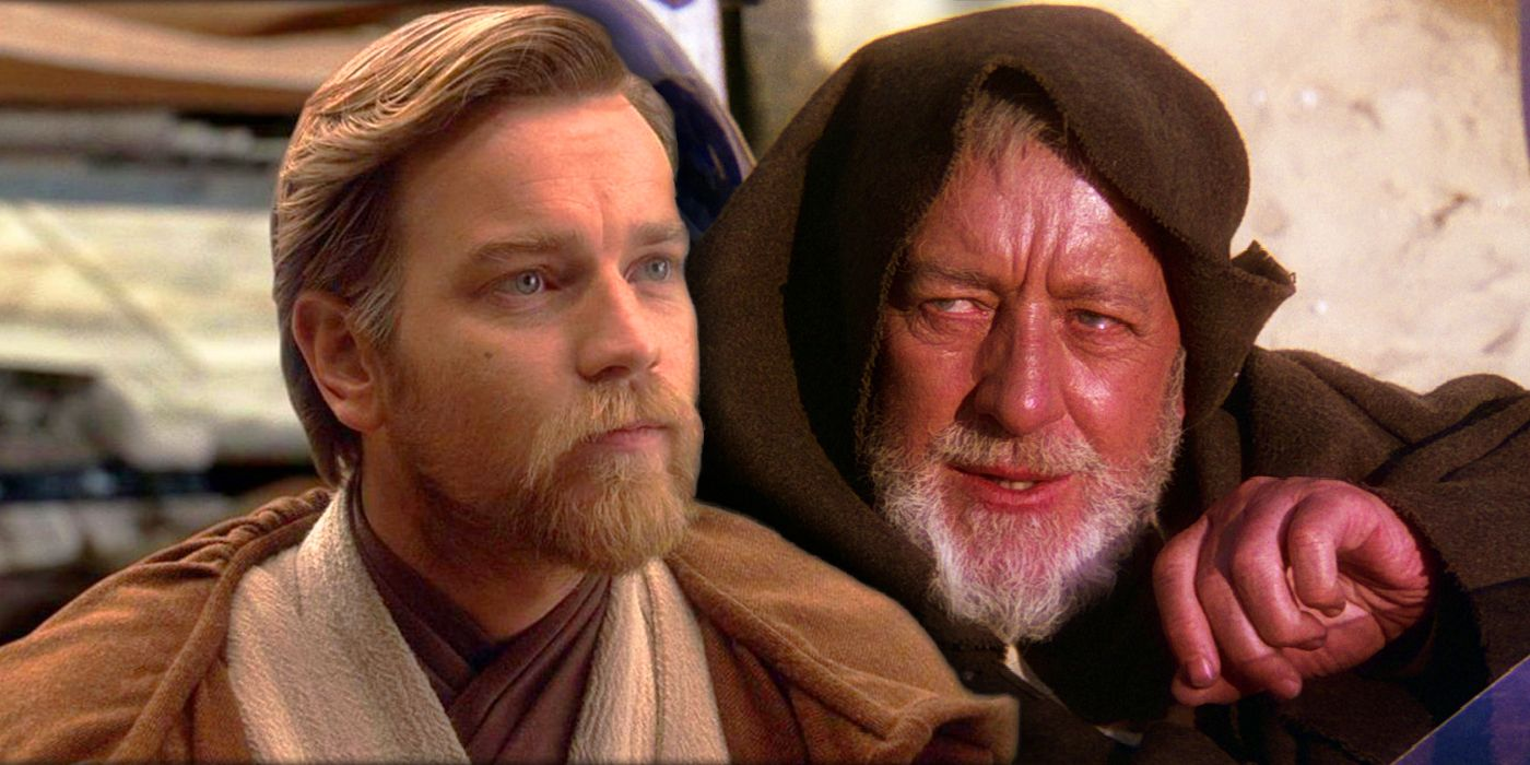 Star Wars: Why Obi-Wan Aged So Much Between Revenge of the Sith & A New Hope