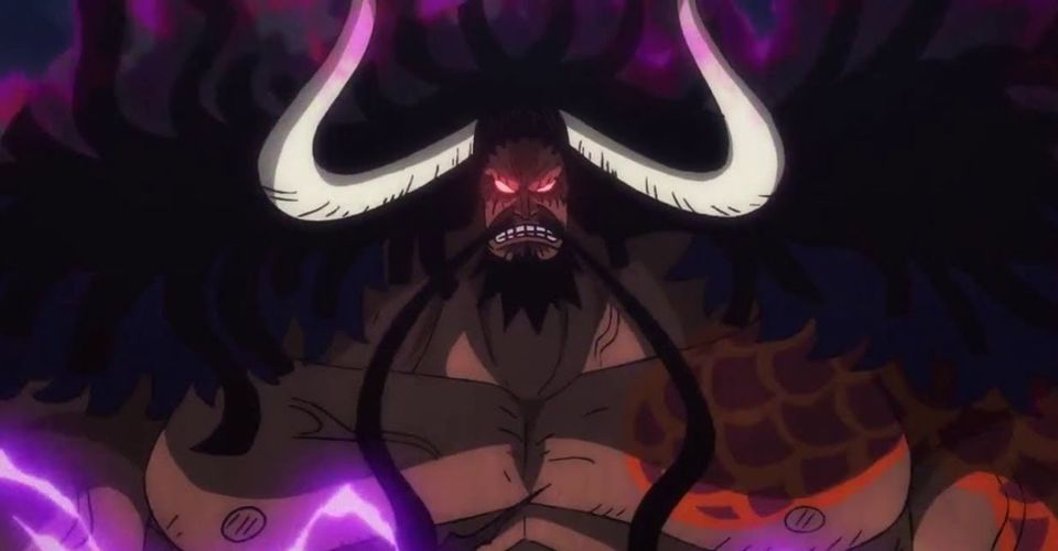 One Piece: Kaido Deals Luffy a Crushing Blow, but His Victory Is Hollow
