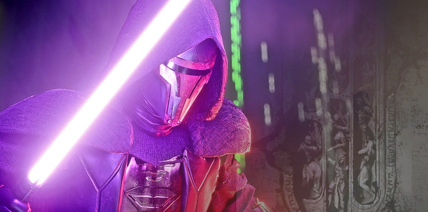 Star Wars: Darth Revan Could Be a Part of Canon Very Soon | CBR