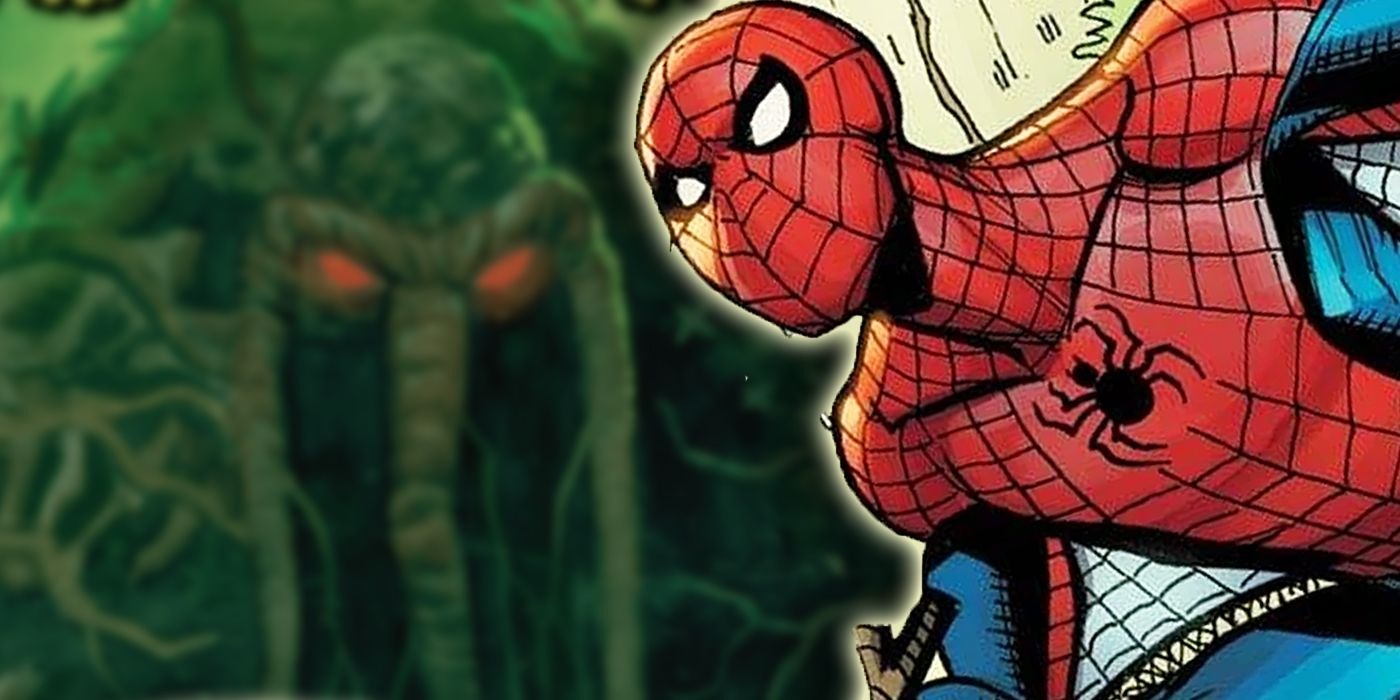 Spider-Man: The Lizard's Secrets May Save Marvel's Man-Thing