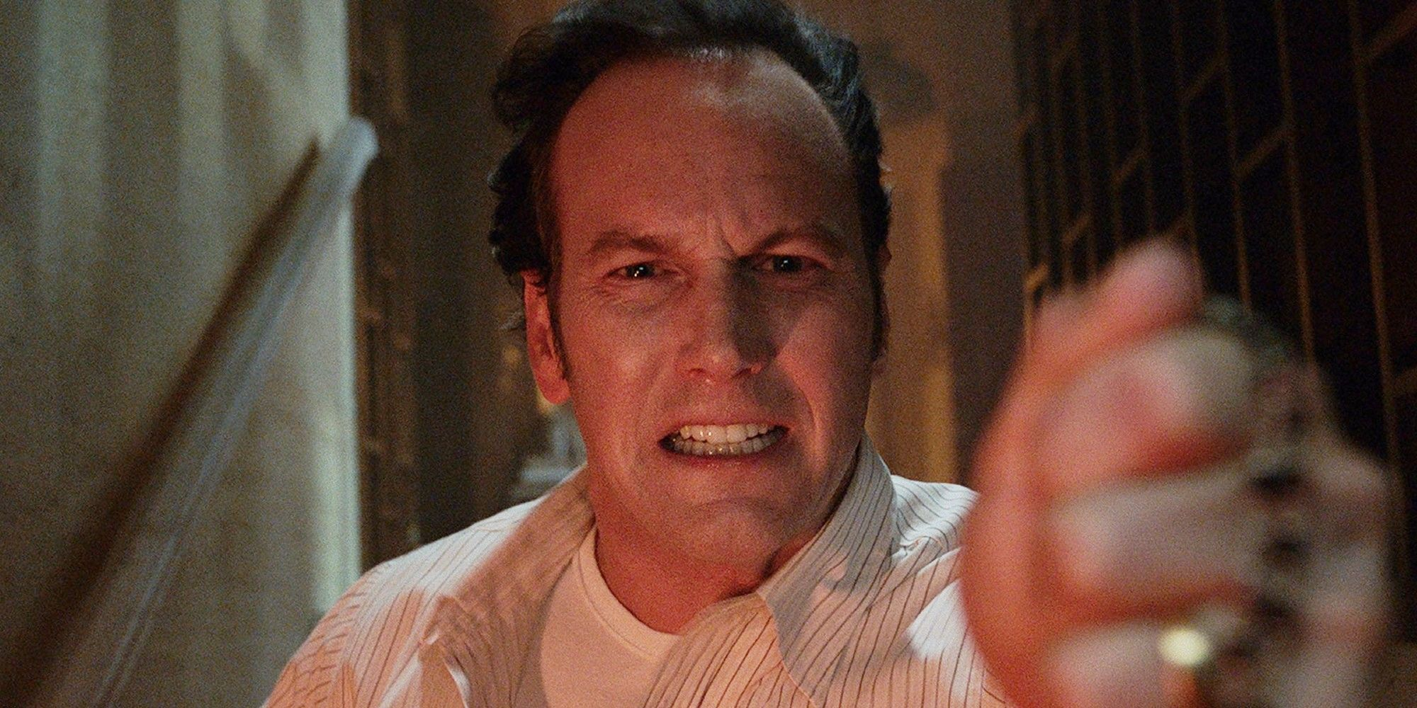 The Conjuring 3 Drops the Haunted House Motif