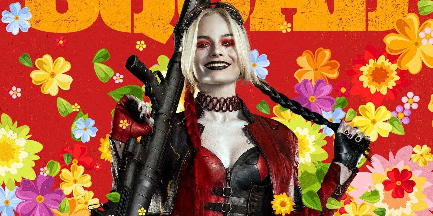 The Suicide Squad's Harley Quinn Has the Biggest Stunt of Gunn's Career