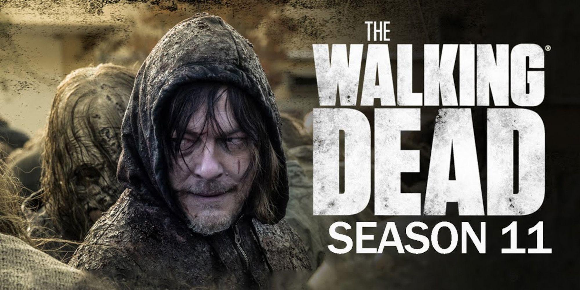 The Walking Dead Announces Season 11 Premiere Date | CBR