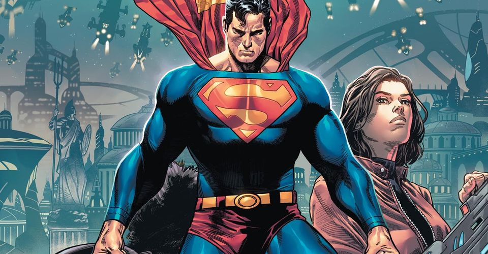 Action Comics Is About to Bring War to Aquaman's Kingdom | CBR