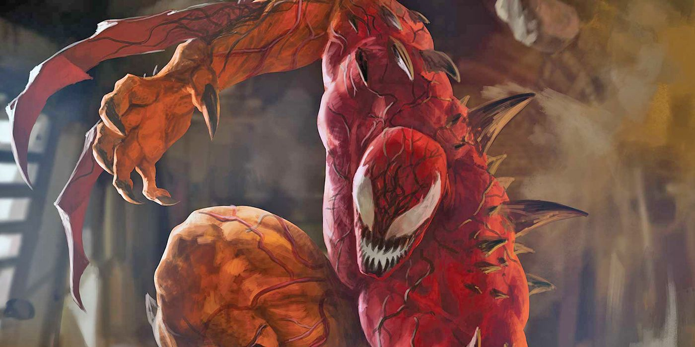 Extreme Carnage: Phage Reinvents the Marvel Symbiote   CBR