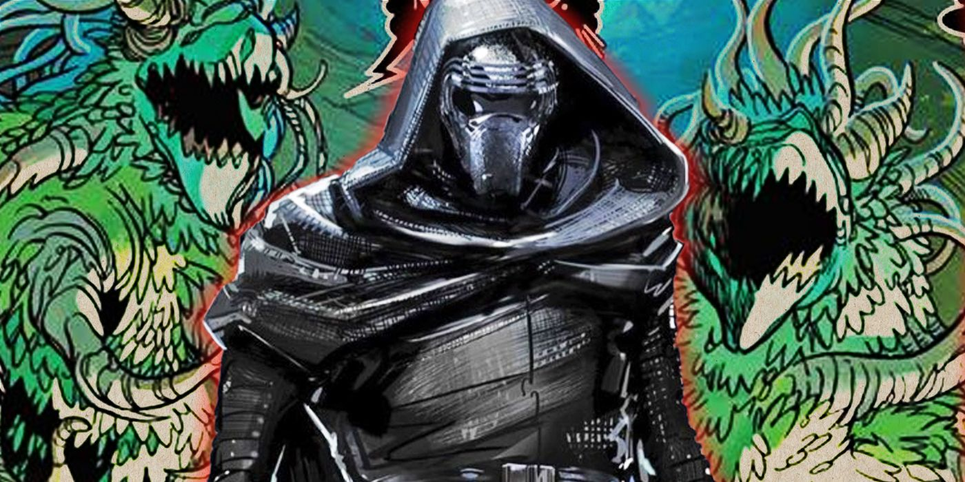 Star Wars: The Rise of Kylo Ren Hinted at the Drengir | CBR