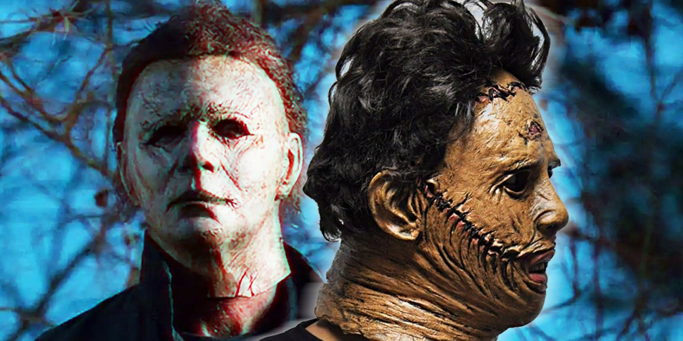 Michael Myers and Leatherface Are Realistically Scary | CBR