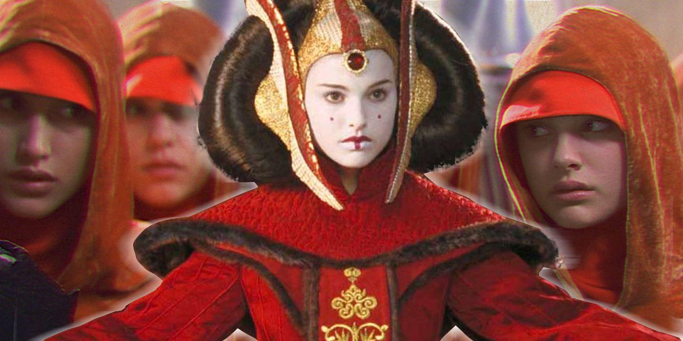 Star Wars: Padmé's Handmaidens, Explained | CBR