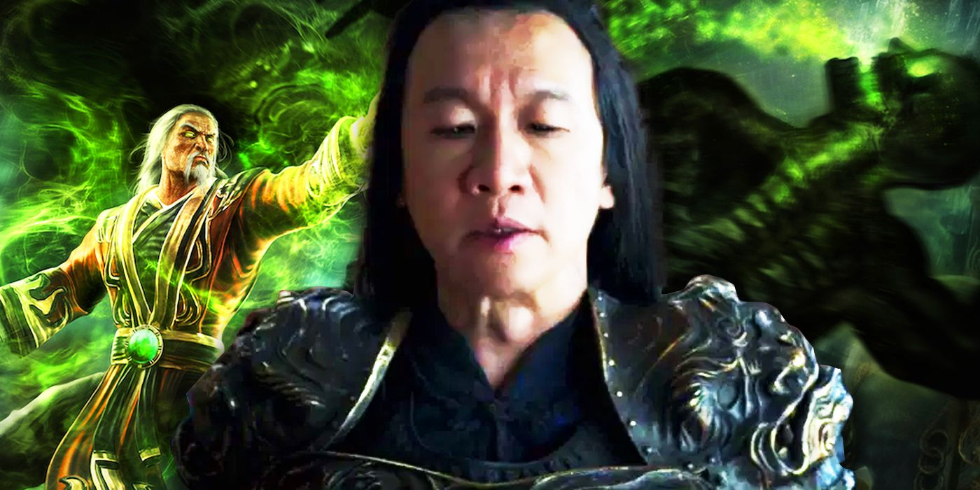 Mortal Kombat: Shang Tsung's Powers and Fatalities | CBR