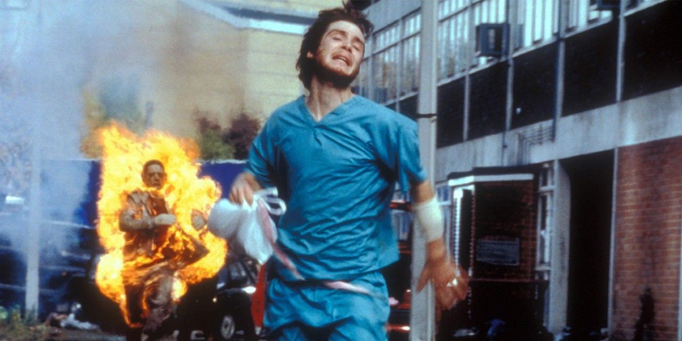 Cillian Murphy Wants to Fight Zombies Again in a 28 Days Later Sequel