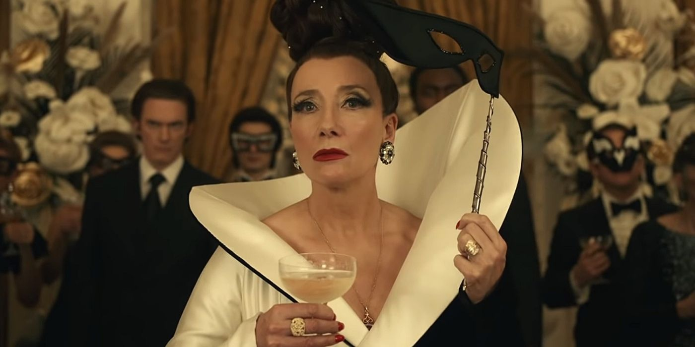 Cruella: Emma Thompson Pinpoints the Source of Her Villain's Wickedness