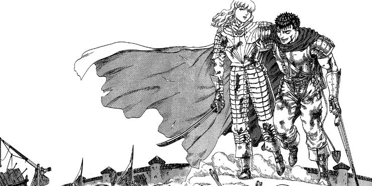 Berserk Manga Guts Griffith .png?q=50&fit=crop&w=740&h=370&dpr=1 - Redo Of Healer Store