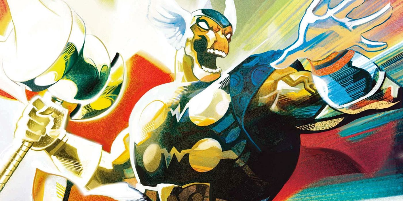 Beta Ray Bill: Marvel's Strangest Thor Gets a Heartbreaking New Weapon