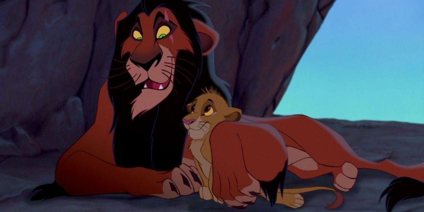 Lion King: How Scar Got His Name | CBR