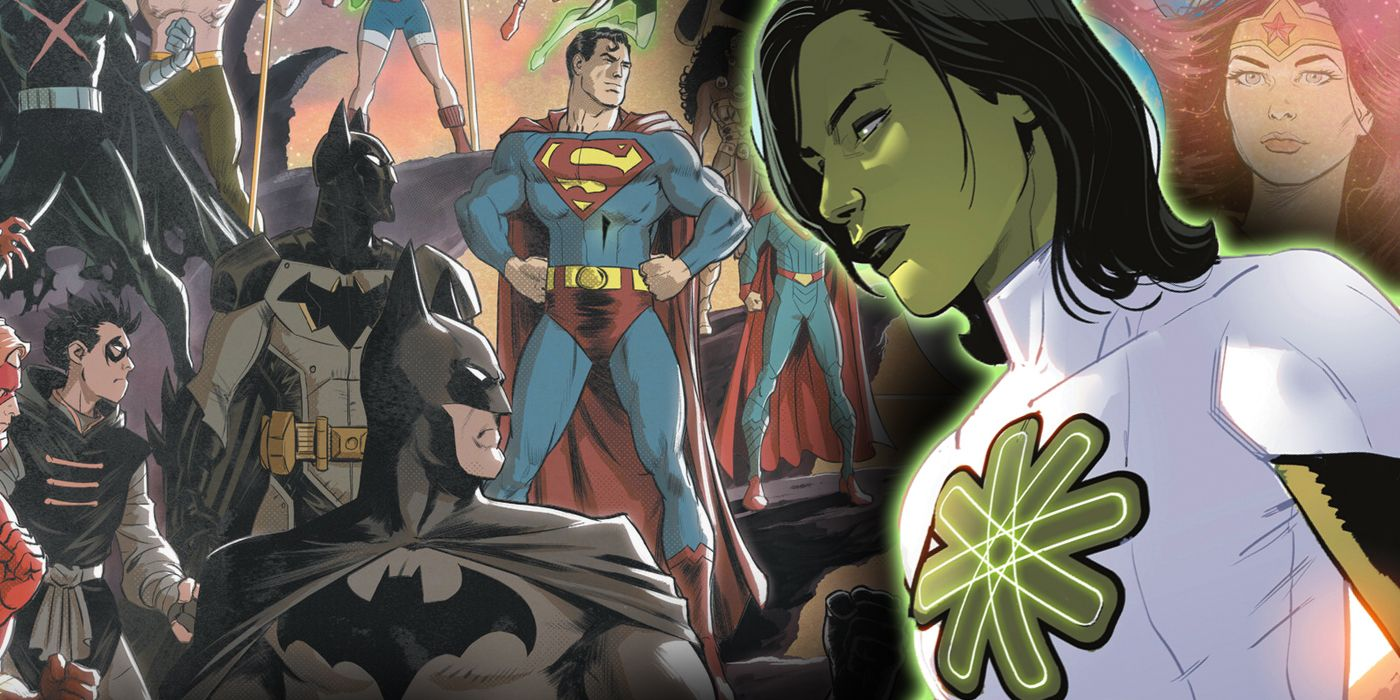 Infinite Frontier: Jade's Rebirth Shook the Green Lantern Daughter Up