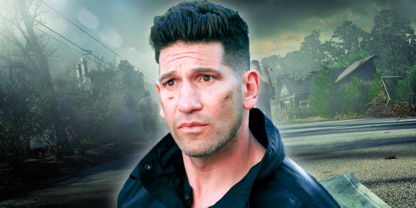 Walking Dead Star Jon Bernthal Explains Why He Stopped Watching the Show