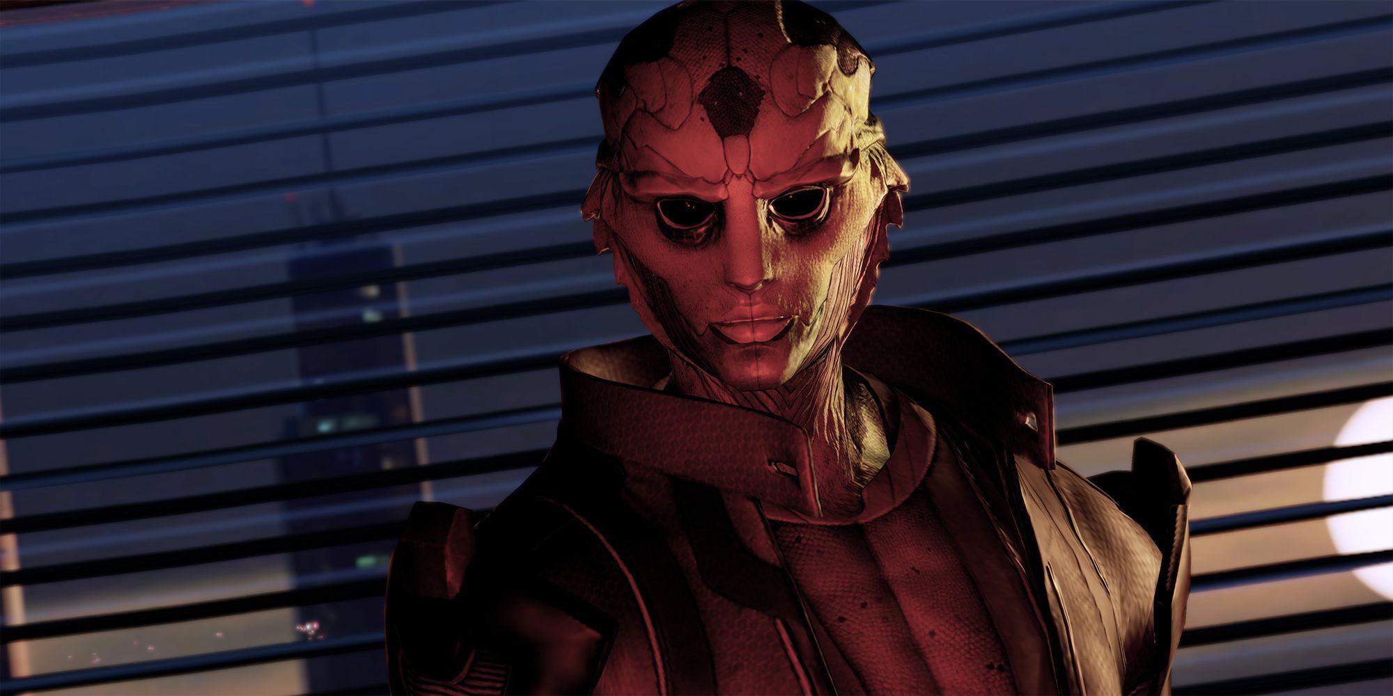 Mass Effect 2: Como Recrutar O Assassino Thane Krios 4