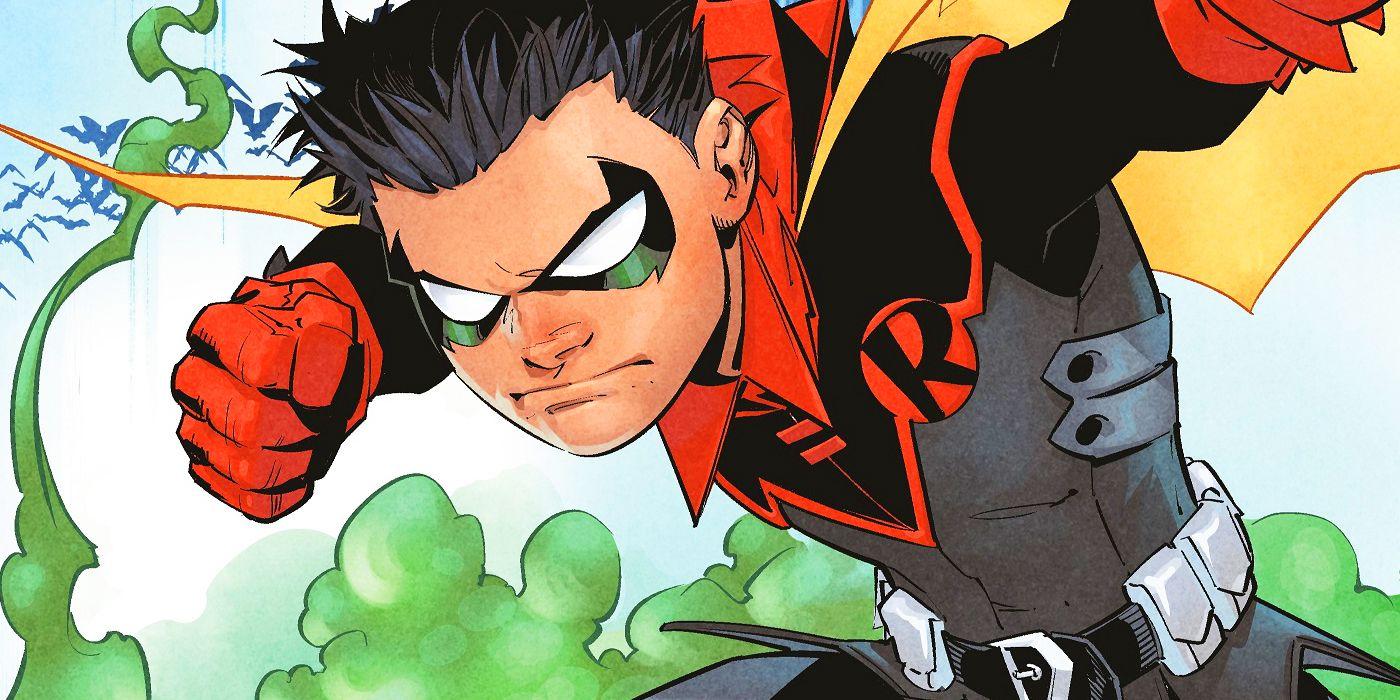 Robin Teases Romance Between Damian Wayne and the DC Villain Who Killed Him
