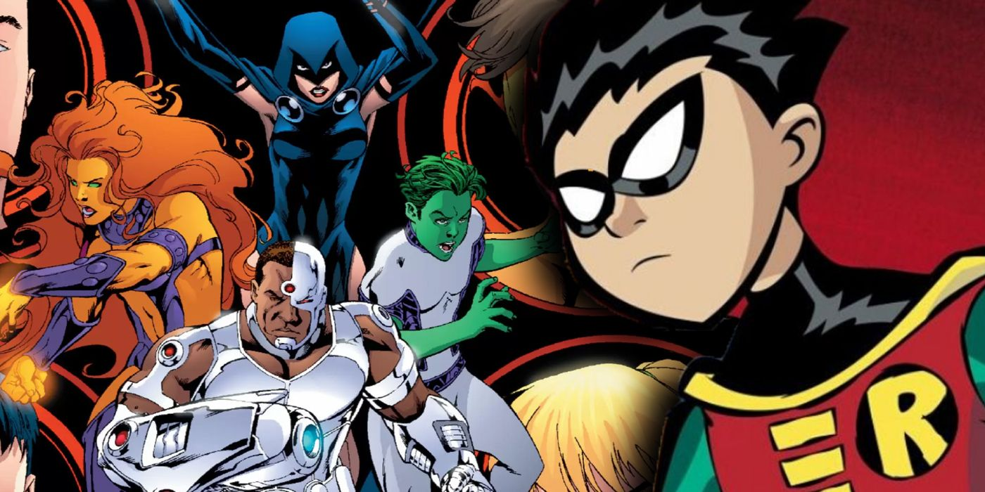 Teen Titans: How to Start Reading the DC Team | CBR