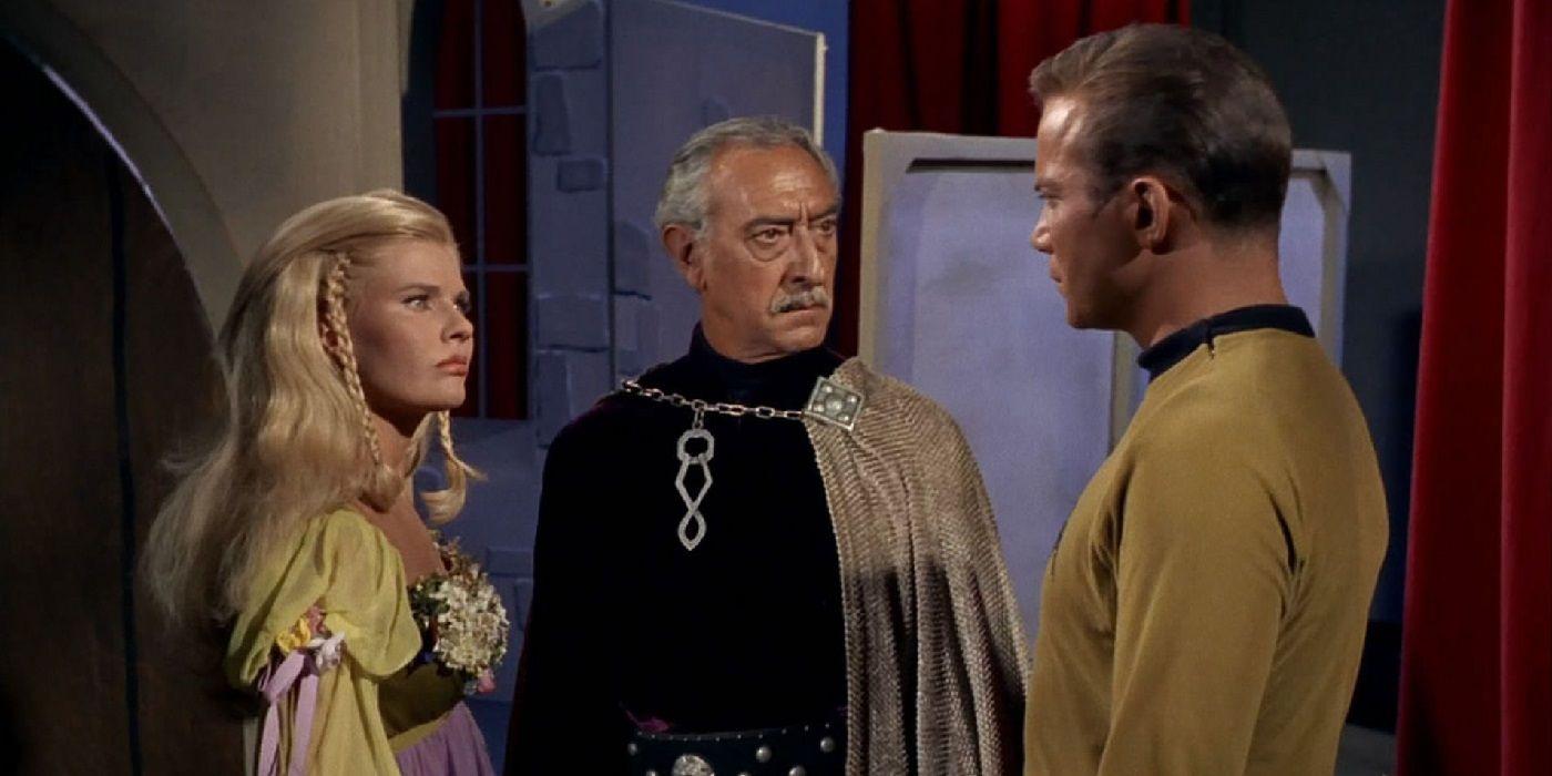 Star Trek: The Enterprise Had an Emergency BIGGER Than a Red Alert