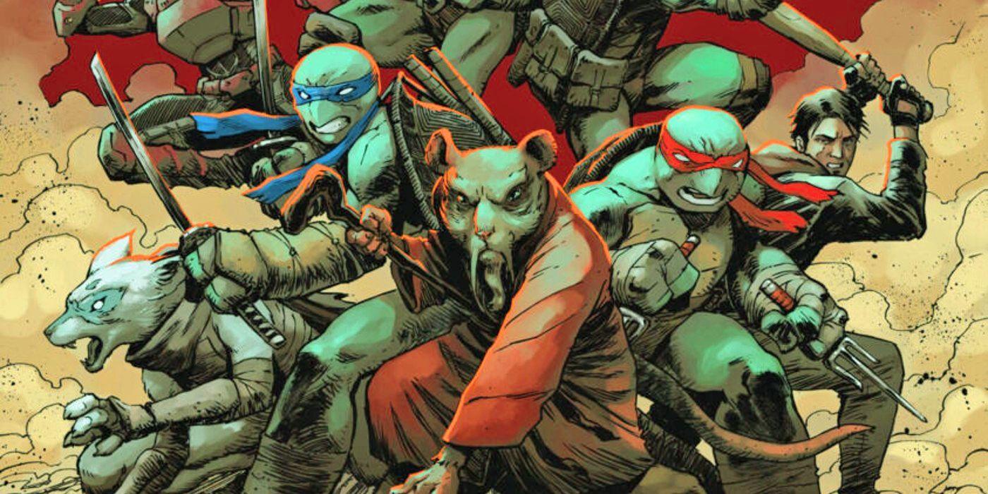 TMNT: Every Time Splinter Has Died in Ninja Turtles Comics & Cartoons