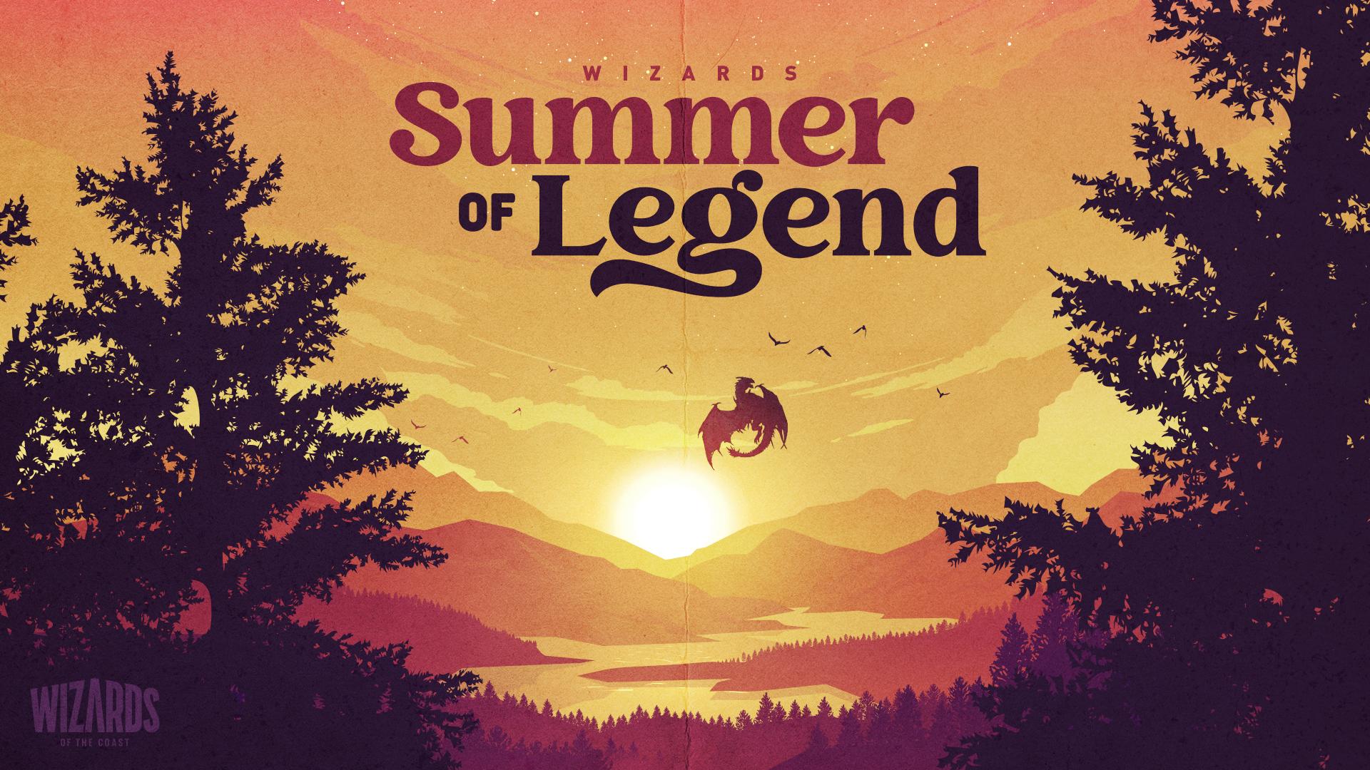 Magic: The Gathering revela a campanha do Summer of Legend 1