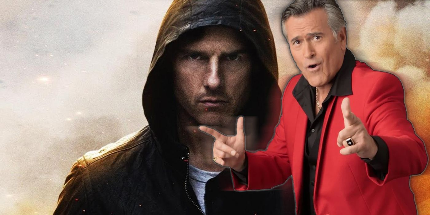 Mission: Impossible Deepfake Replaces Tom Cruise With Bruce Campbell