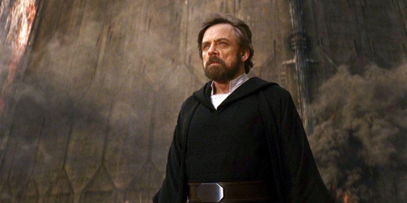 Star Wars: Luke's Best Moments Didn't Involve Fighting | CBR