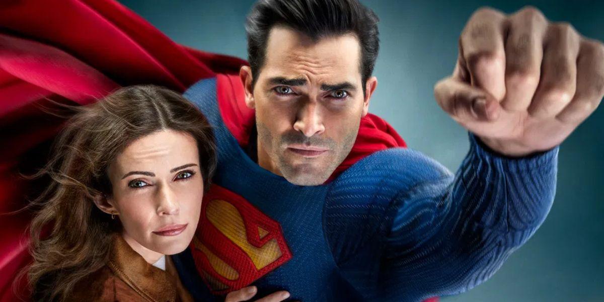 Superman & Lois Marathon to Air on TNT | CBR