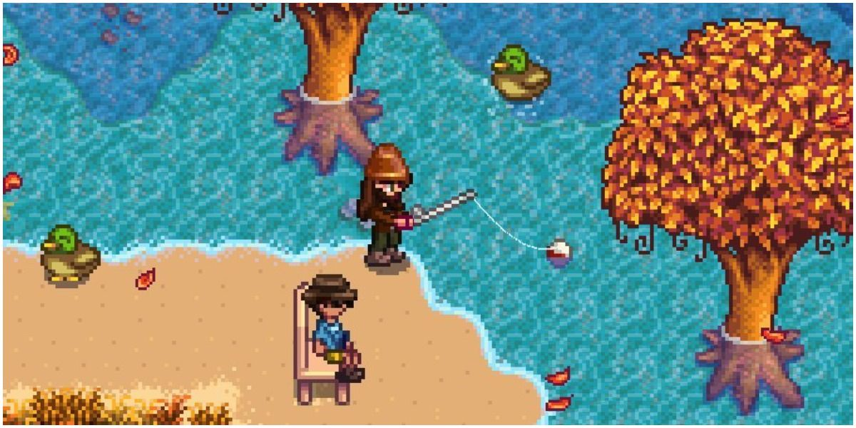 Stardew Valley 5 Reasons Why You Should Play On The Beach Farm 5 Why You Should Just Stick To The Default