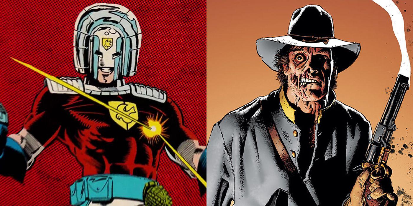 10 DC Heroes That Are Darker Than Their Villains   CBR