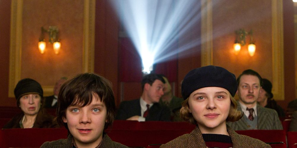Martin's adventure into 3D cinema with Hugo gave the audience an amazing cinematic experience.