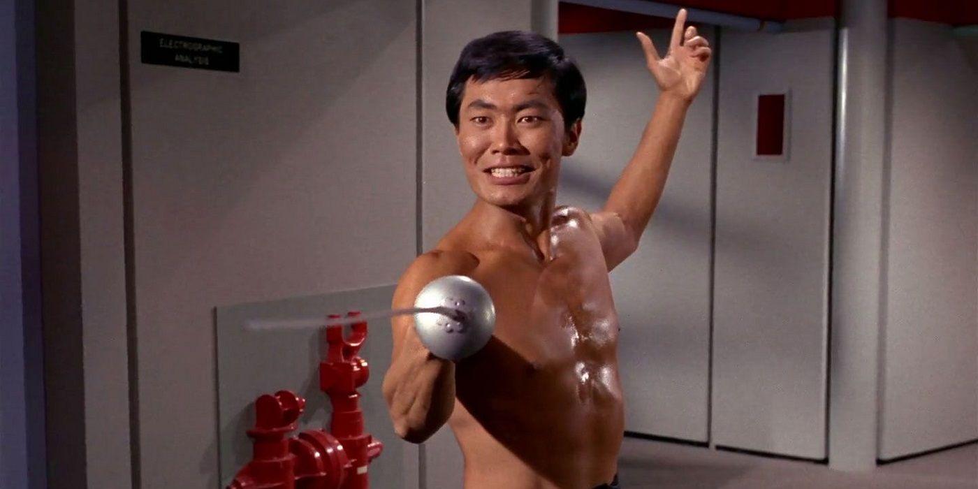 Star Trek: TNG's Weirdest Episode Copied TOS   CBR