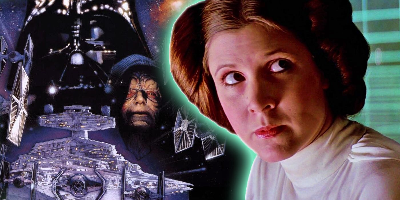 Star Wars Reveals How Leia's Rival Shattered the Heart of the Rebels