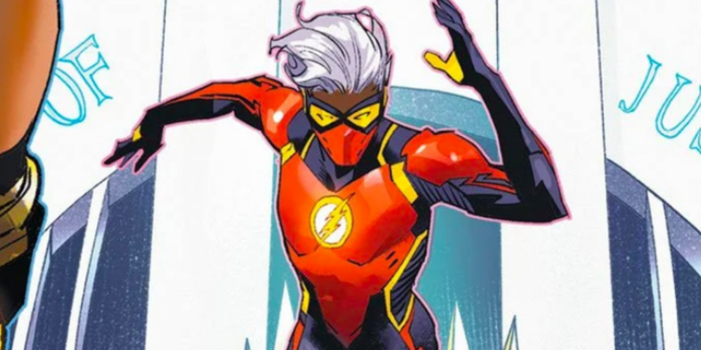 The Flash: Future State's Speedster Returns With an Update on Mirror Master
