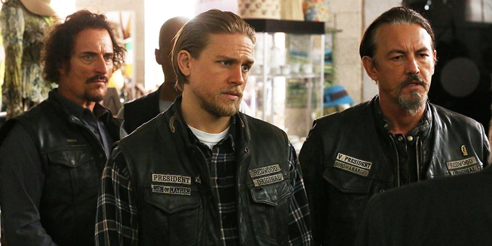 Why Sons of Anarchy's Series Finale Kills Jax Teller | CBR