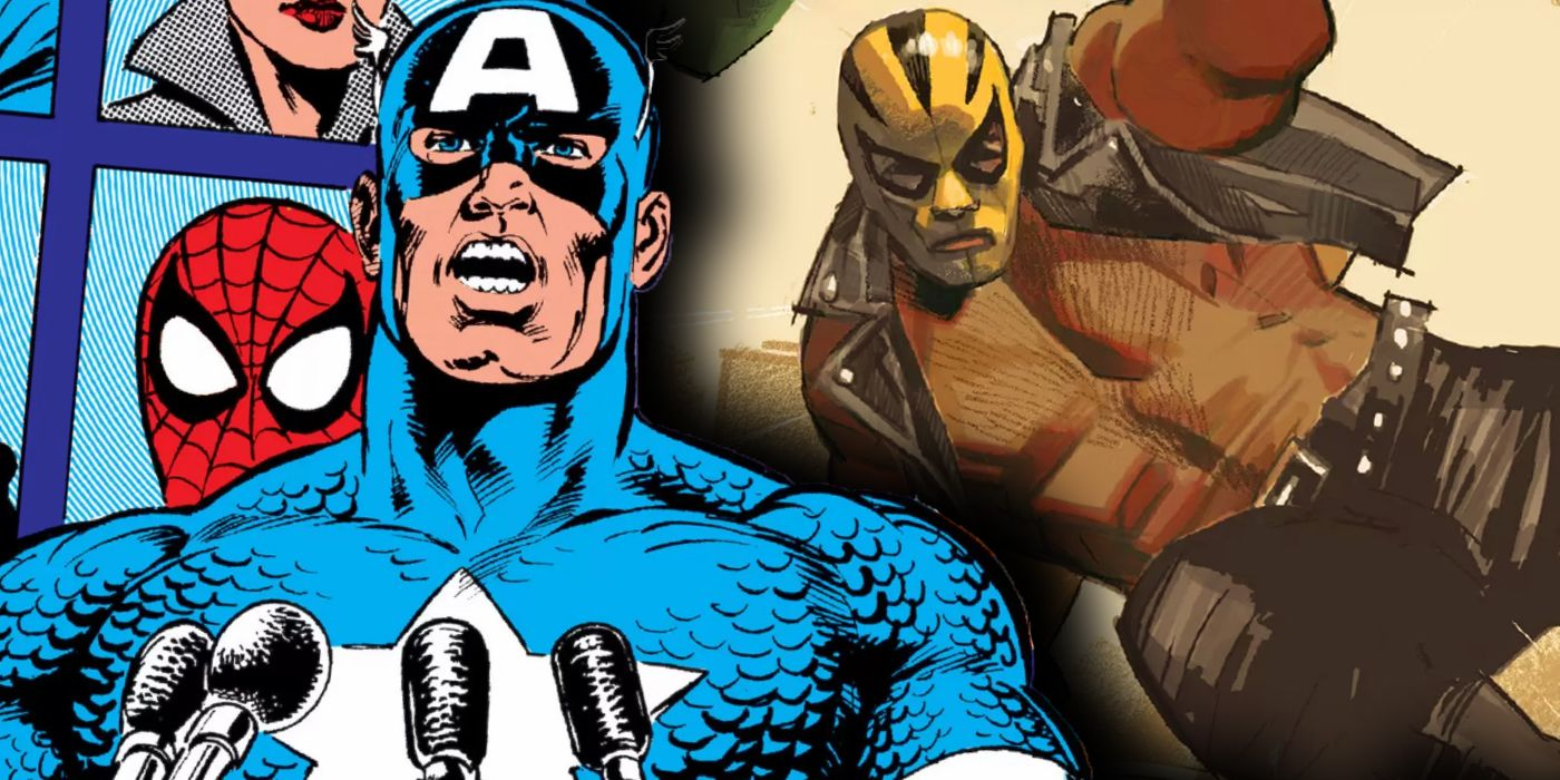 toysmatrix.com: Captain America Gave the Avengers' Rage a Lecture On Racism