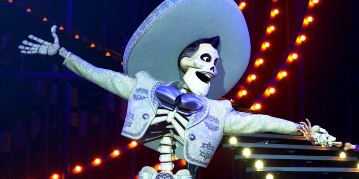"""Ernesto De La Cruz in """"Coco"""""""