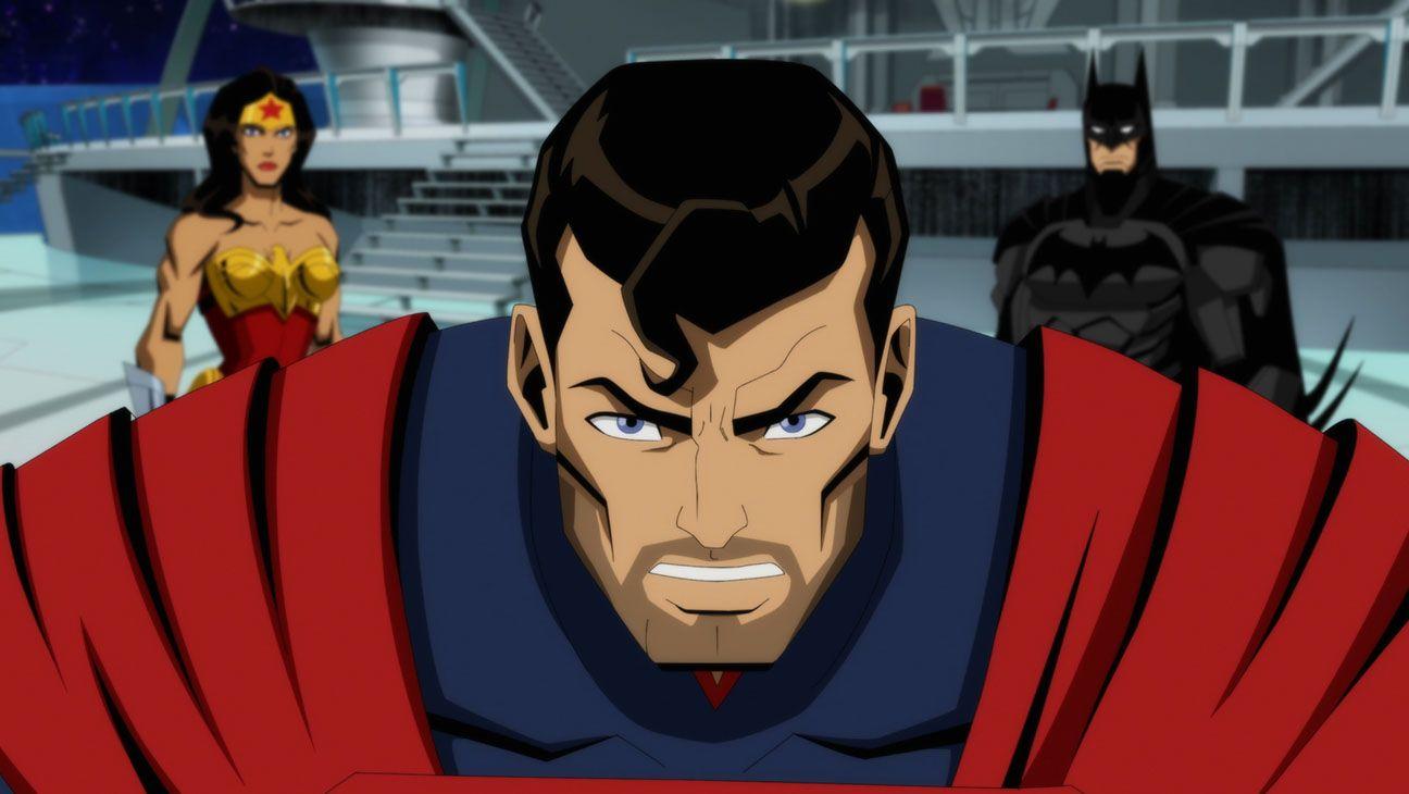 Filme 'Injustice' da DC está em produção e tem sua primeira imagem e elenco revelados 1