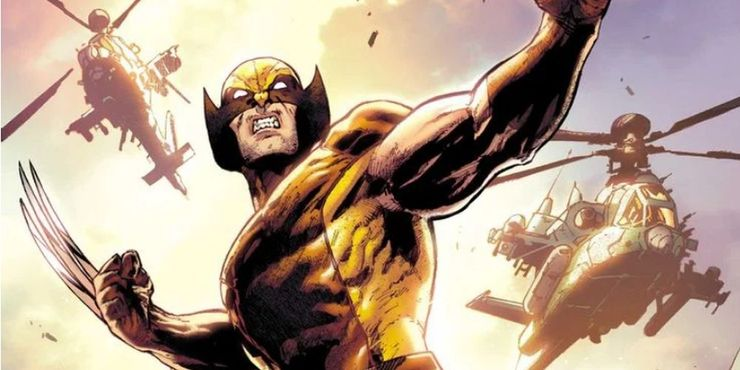 Wolverine's fighting style is not just limited to claws and taking damage, but he's a master of multiple master arts.