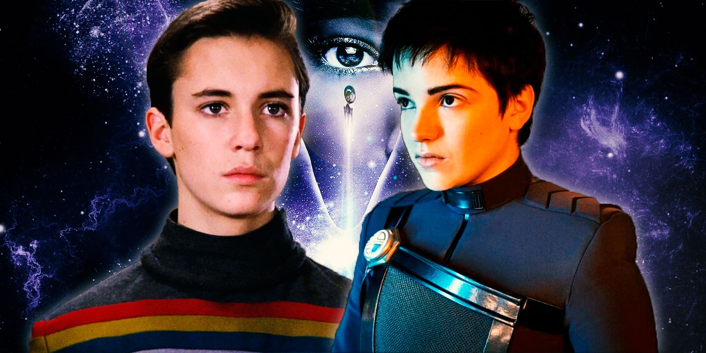 Star Trek: Discovery's Adira Is TNG's Wesley Crusher Done Right