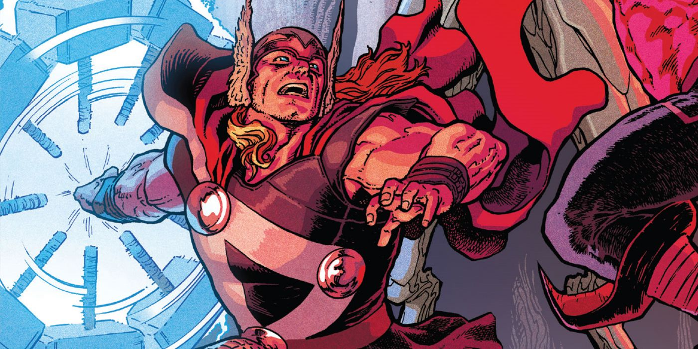 Thor Names Hawkeye as Earth's Official Ambassador to the Ten Realms
