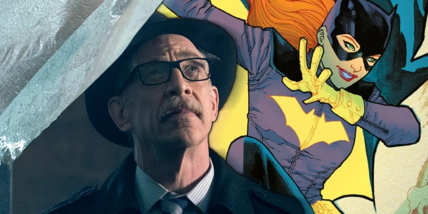 Batgirl: Justice League's JK Simmons to Return as Commissioner Gordon