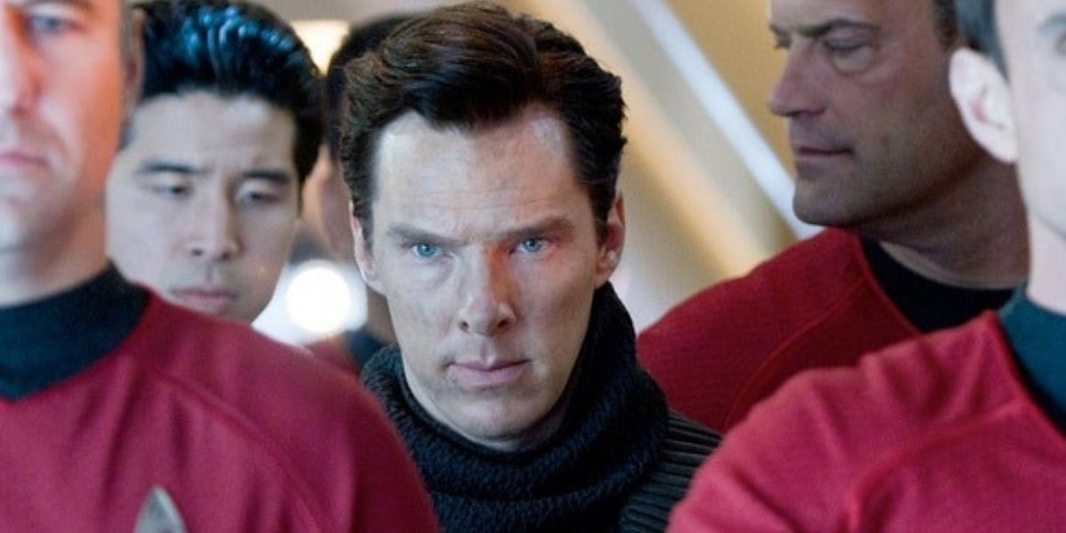 Star Trek Theory: Benedict Cumberbatch Didn't Actually Play Khan