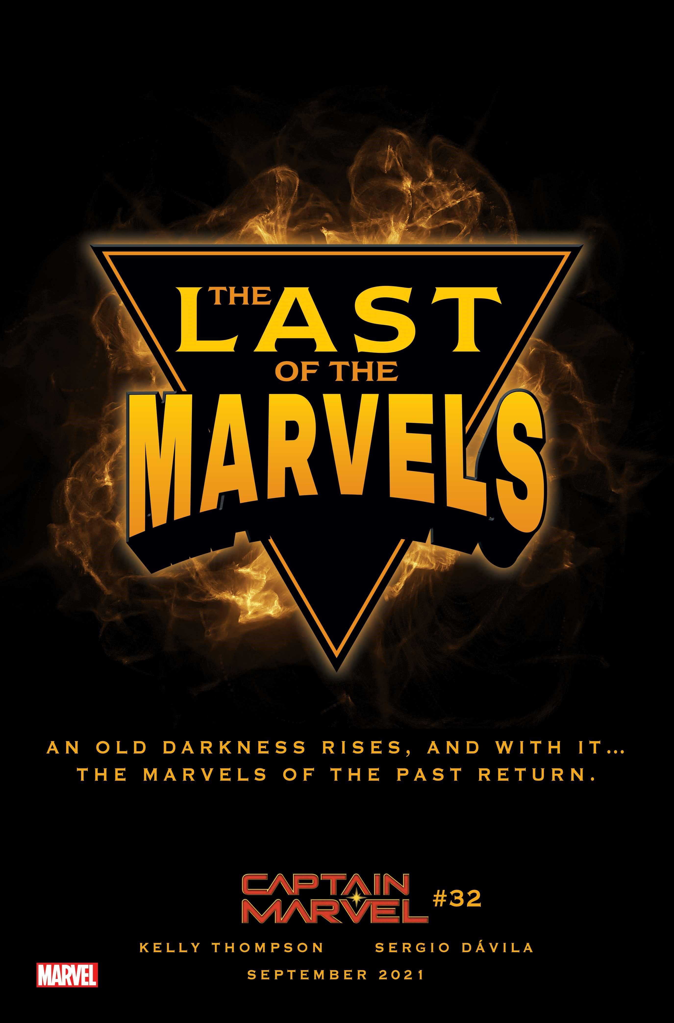 "Marvel Comics ""Marvels of the Past"" retorna neste outono 1"