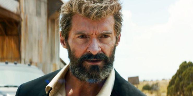 Wolverine in Logan